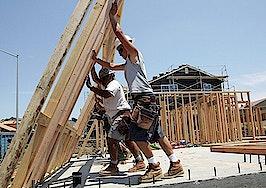 Builder confidence rebounds after 3 months of declines