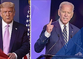 Here's how Trump and Biden stack up on housing issues
