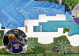 Shaquille O'Neal to offload Florida mega-mansion listed for $16.5M