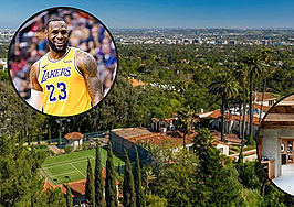 Get a look inside LeBron James' new $37M mansion