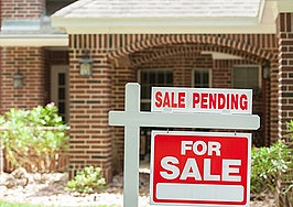 Pending-home sales take 2.2% hit