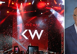 Who is Carl Liebert, the new CEO of Keller Williams company KWx?
