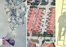 Share of homeowners who can't pay their mortgage hits new low