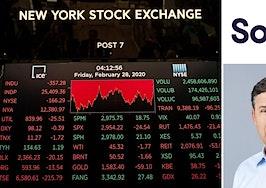 SoFi, another SoftBank-backed unicorn, considers going public