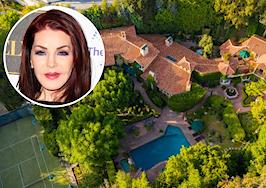 Elvis widow Priscilla Presley sells Beverly Hills estate for $13M