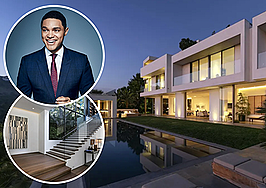 'The Daily Show' host Trevor Noah drops $27.5M on Bel Air mansion