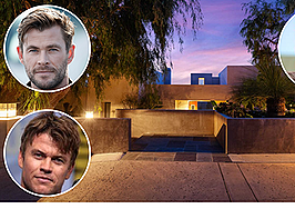 Hemsworth brothers sell Malibu home for $4.9M