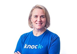 Knock names former Lyft and Uber executive as chief financial officer