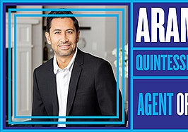 How broker Aram Afshar has mastered the art of transitioning