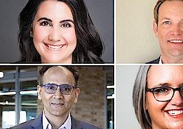 Keller Williams hires 4 new top executives