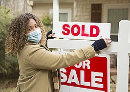 Demand for mortgages lowest since before the pandemic