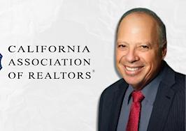 California Association of Realtors CEO announces retirement