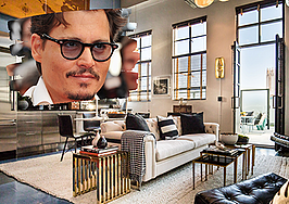 Johnny Depp's rustic-chic home might not be rustic-chic at all
