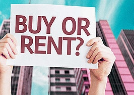 Renting vs. buying: Here are some points to ponder