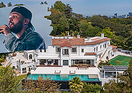 The Weeknd drops $70M on gigantic LA mansion