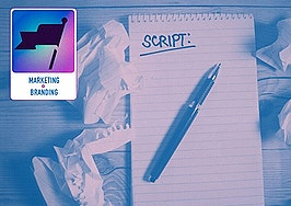 Your script just flopped. Here's what you probably did wrong