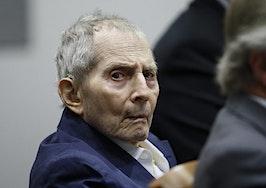 Real estate heir Robert Durst gets life in prison for friend's murder