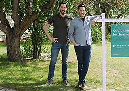 HGTV's 'Property Brothers' Drew and Jonathan Scott to join Properly