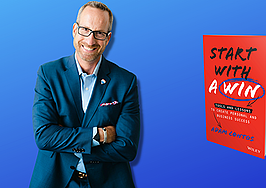 'Party with the beast': RE/MAX CEO Adam Contos on his book debut